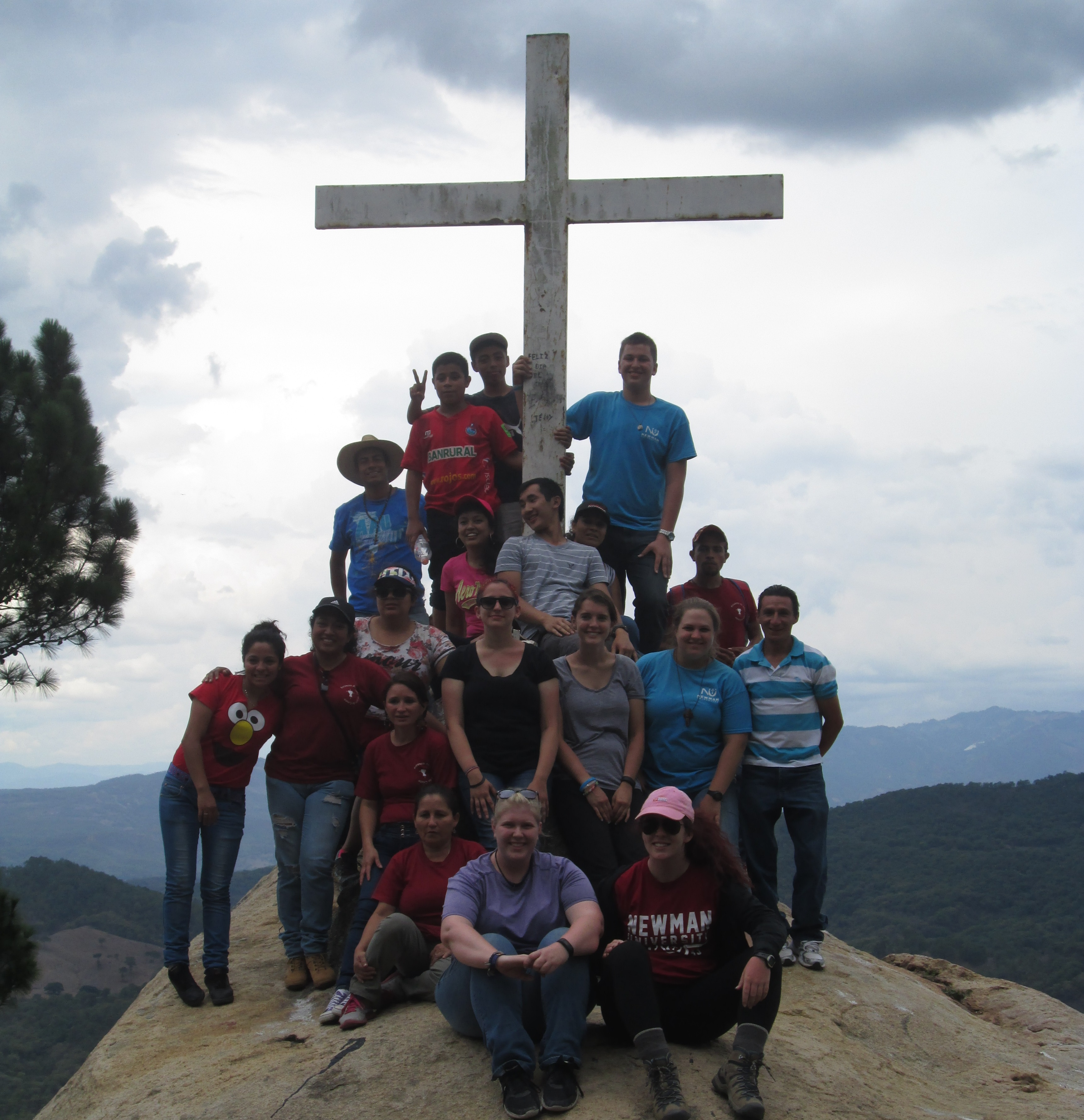 Voluntarios/as y Colaboradores Comunitarios 2015